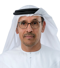 His Excellency Taresh Eid Mohammad Al Mansouri